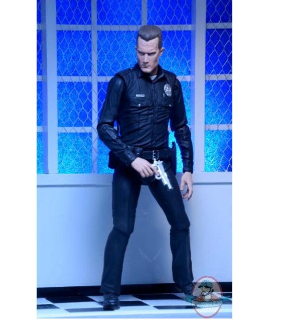Terminator ultimative t - 1000 7 zoll bild von neca