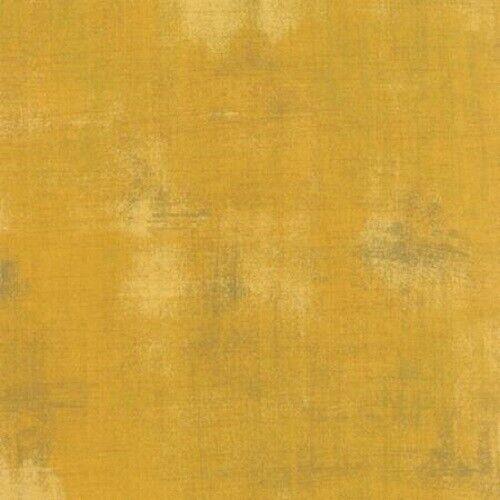 Moda Fabric Mustard 100/% Cotton Multiple Sizes Grunge