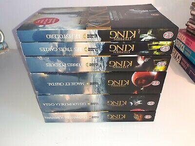La Tour Sombre Stephen King Tome 1 A 6 Edition Illustree Nouvelle Traduction Ebay