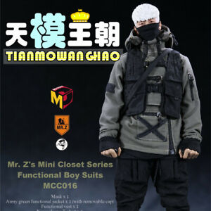 M Z mcctoys 1//6 The big deal Costume Big Boss male figure Set complet MCC019A USA
