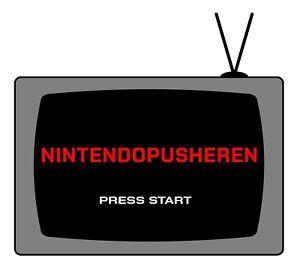 Nintendopusheren