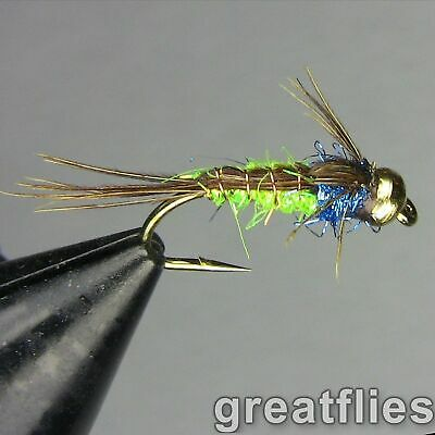 Zug Bug-Bead Head 1 Douzaine 12
