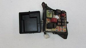 01 03 toyota prius engine fuse junctioon box relay center electrical