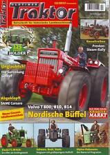 Oldtimer Traktor 12/13 Volvo T 800/810/814/Deutz F1 M 414/Alpina-Oekonom 2/4 LB