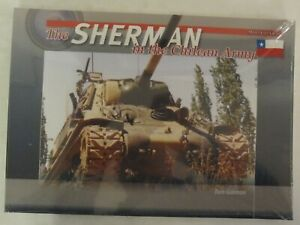 The-Sherman-in-the-Chilean-Army-by-Tom-Gannon-amp-Trackpad-68-pgs-illustrated