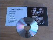 THE BROTHERS GRIMM (RARE SOUNDTRACK PROMO CD ALBUM)