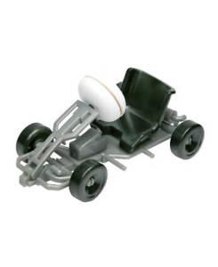 Epoch Capsule Daretoku Oretoku 1:18 Go-Cart Action Figure US Seller