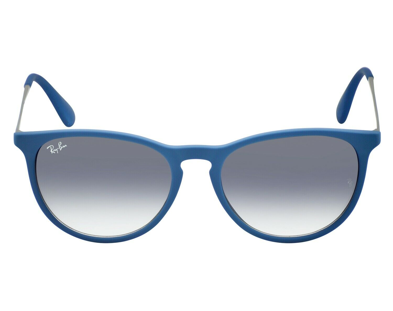d0054f3bfb Ray-Ban Erika RB4171 Women s Sunglasses - Blue Gray for sale online ...