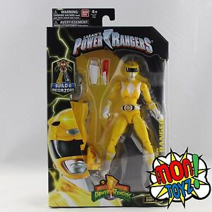 Yellow-Ranger-Power-Rangers-Legacy-Mighty-Morphin-Action-Figure-NIB-NEW-HTF