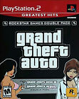Grand Theft Auto Double Pack Greatest Hits (Sony PlayStation 2, 2003)
