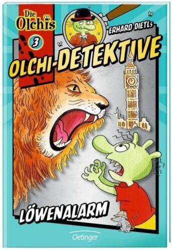 1 von 1 - Olchi-Detektive Die Olchis 3 Löwenalarm Erhard Dietl (2014, Taschenbuch)