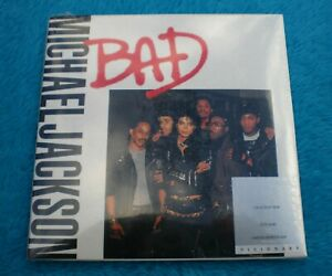 Michael-JACKSON-Dual-Disc-034-Bad-034-Visionary-Video-CD-DVD-NEUF-dans-sa-boite-Neuf-Sealed