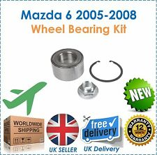 Mazda 6 2.0 2.3 Mps Turbo 2005 2008 Rueda Delantera Kit de rodamientos de 3 Piezas Nueva oeq!!