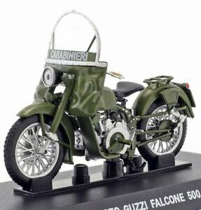 MOTO GUZZI Falcone 500 - 1967 - Carabinieri - Atlas 1:24