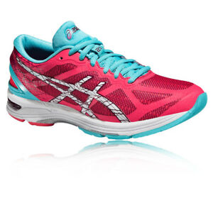 Asics-Gel-Ds-Trainer-21-Femmes-Rose-Support-Running-Sport-Chaussures-Baskets