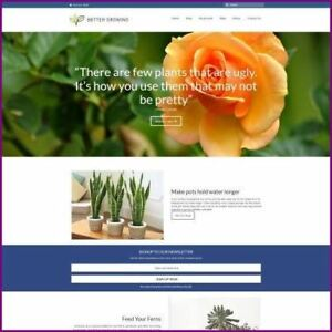 Work-From-Home-PLANTS-Website-Business-For-Sale-Fully-Stocked-Domain-Host