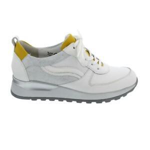 Details zu Waldläufer Hiroko, Sneaker, MemphisFakirDenver, weiss sonne, Weite H 364035