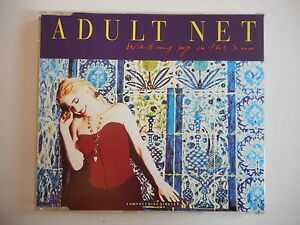 ADULT-NET-WAKING-UP-IN-THE-SUN-CD-MAXI-PORT-GRATUIT
