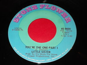 Little-Sister-You-039-re-Still-The-One-Part-I-Part-II-45-Funk