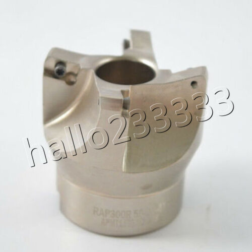 """RAP 300R-50-22-4T 50mm 2/"""" indexable face milling cutter for APMT1135 inserts"""