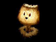 ☆☆☆ jouet ancien lampe de chevet peluche vintage retro déco chambre d'enfant