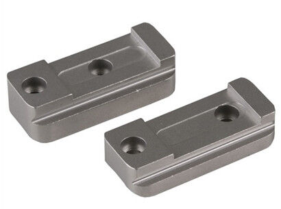 Talley Stainless Steel Bases SS258749 compatible with Kimber 84M