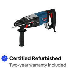 Bosch 8.5 A 1-1/8in. Bulldog MAX Rotary Hammer GBH2-28L-RT Certified Refurbished