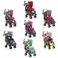 Cosatto Supa 4 Wheel Buggy/pram/stroller/pushchair/push Chair