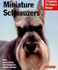 Miniature Schnauzers by Karla D. Rugh (Paperback, 2009)
