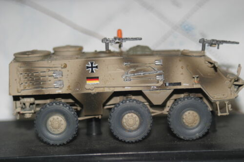 TPz Fuchs 1 A4 ISAF 1:72 Panzerstahl 88022