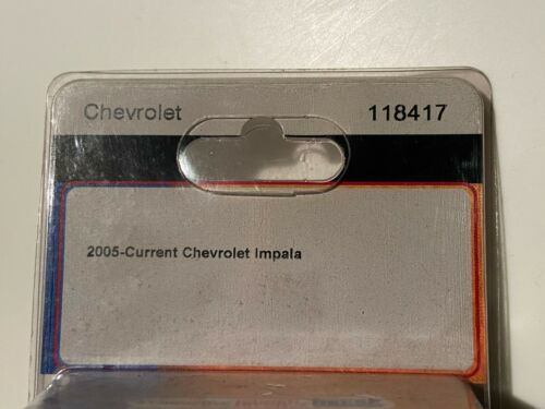 CURRENT CHEVROLET IMPALA 118417 TOWREADY 2005 NEW