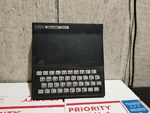 Vintage-Timex-Sinclair-1000-Micro-Computer-AS-IS-Untested-For-Parts