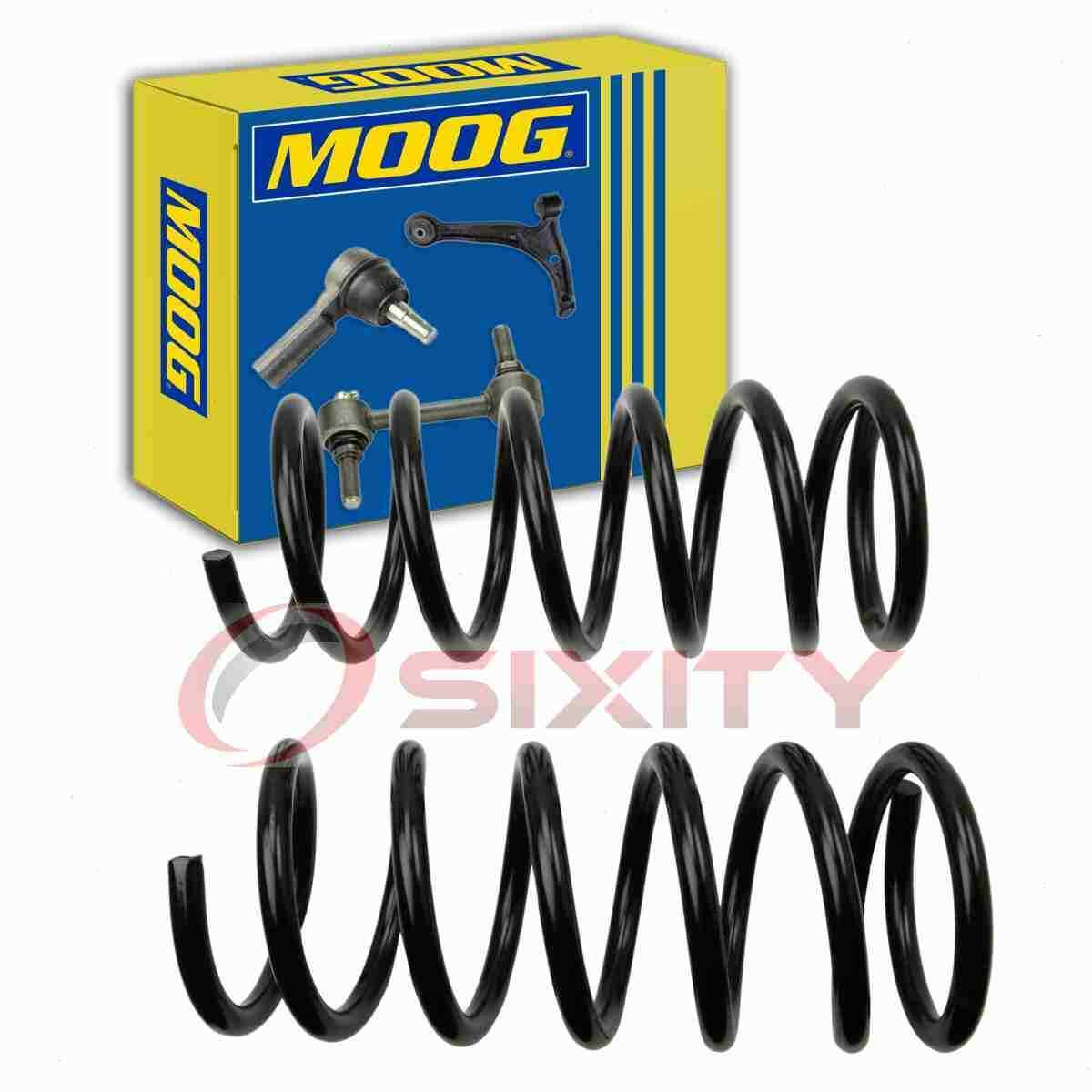 Coil Spring Set Rear Moog 81591 fits 2007 Nissan Altima