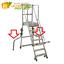 D660// bis CA7//250 Größe Facal 2 kleine Ausleger für Podesttreppe PRO SERIE 600
