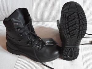 Bw Bergstiefel Polizeischuhe sympaTex Baltes Force X-Trek  Arbeitsschuhe Einsatzstiefel Polizei