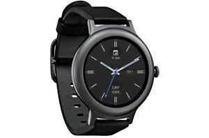 NEW-LG-W270-AUSATN-LG-Watch-Style-Smartwatch-with-Android-Wear-2-0-Titanium