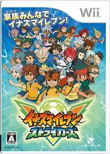 NEW Inazuma Eleven Strikers [Japan Import] Level 5 Nintendo Wii
