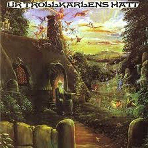 Bo Hansson – Ur Trollkarlens Hatt / Silence Records CD Neu