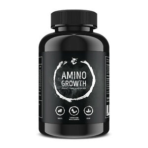 300 Tabletten AMINO-GROWTH Mega Mix! Aminosäuren + Maca