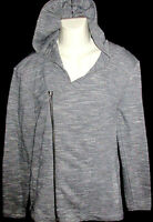 Mens Divided By H&m Hoodie Zippered Sweater Size S