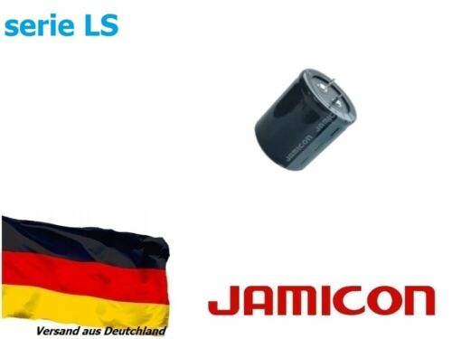 Elko Kondensator Jamicon LS 33000uF 25V Ø35x40 85°C