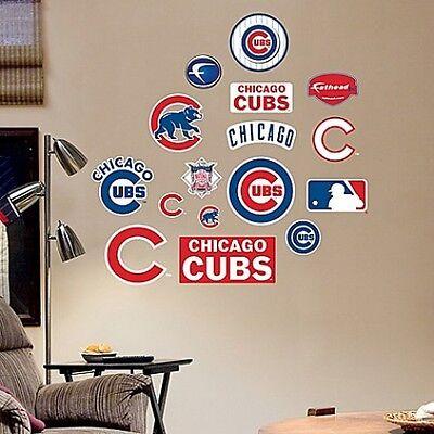 Team Spirit Store Baseball Chicago Cubs Logo Quad Chair