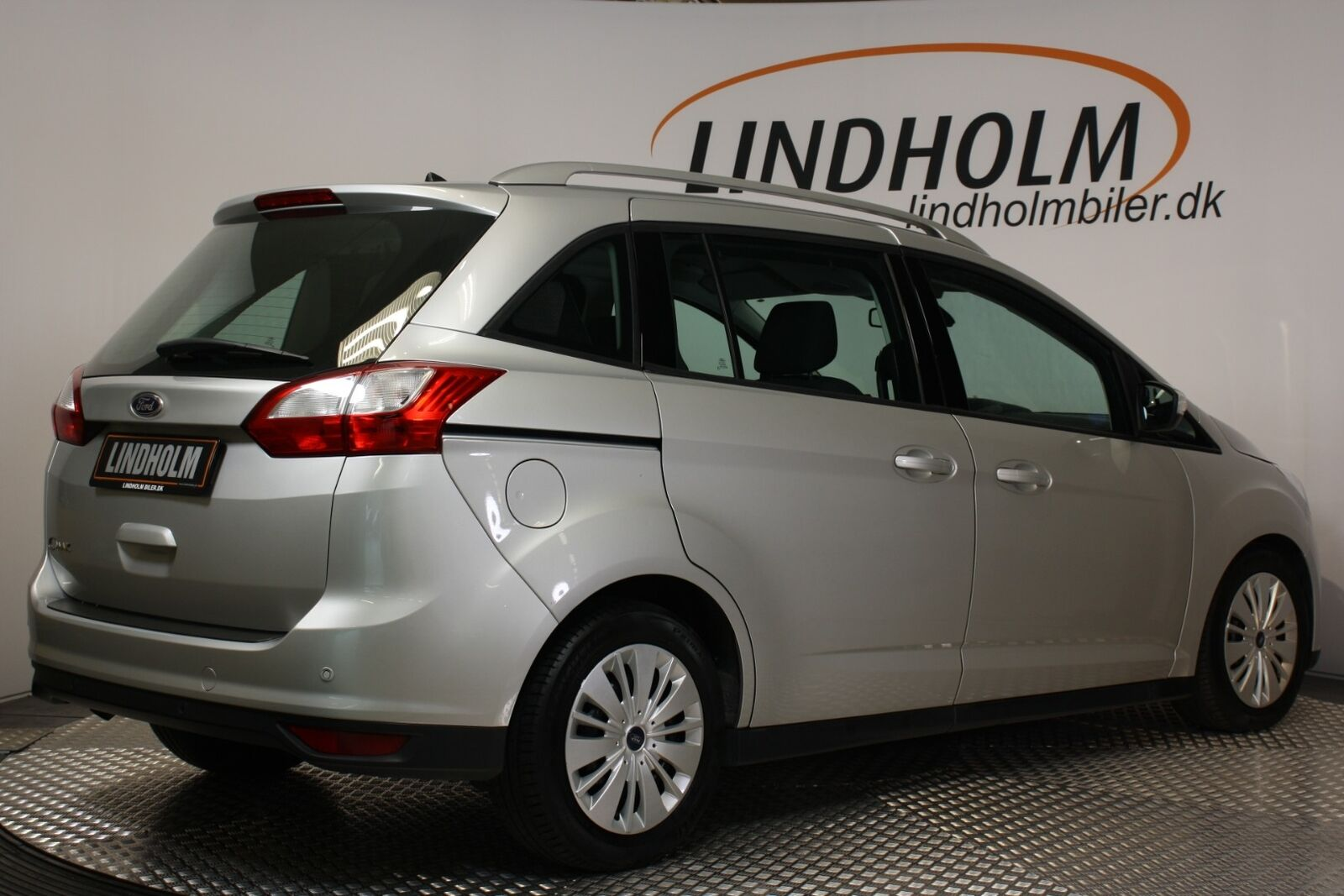 Ford Grand C-MAX TDCi 120 Business aut.