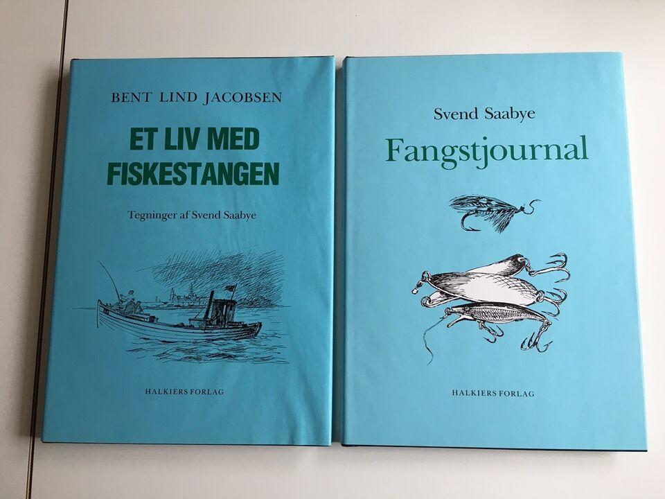 Fiskebøger, Halkiers forlag