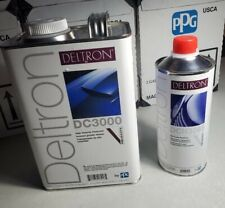 Ppg Dc3000 1gallon High Velocity Clearcoat Dch3085 1 Quart Mid Temperature
