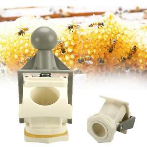 Plastic-Bee-Honey-Gate-Beekeeping-Tool-Valve-Tap-Extractor-Bottling-Equipment