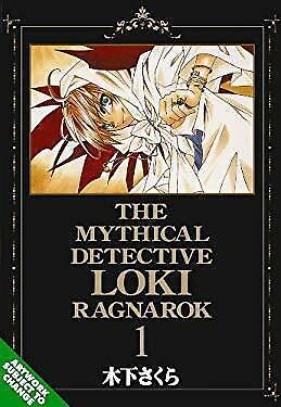 Mythical Detective Loki Ragnarok by Kinoshita, Sakura-ExLibrary