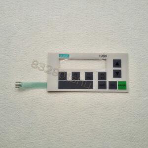 NEW for Siemens 6ES7272-0AA30-<wbr/>0YA0  TD200 Membrane Keypad free shipping #u80y77