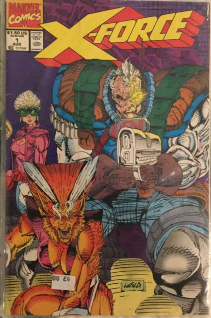 X-Force #-1 (1997, Marvel) 1st Issue VF/NM poly bagged