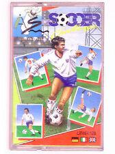 Soccer Challenge (Alternative) Commodore 64 - GC & Complete